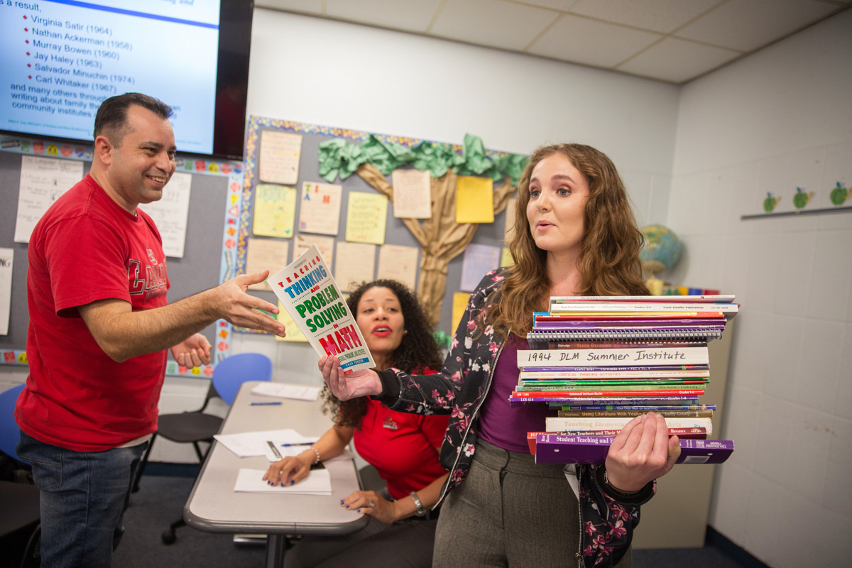LU's online educational leadership ranked tops