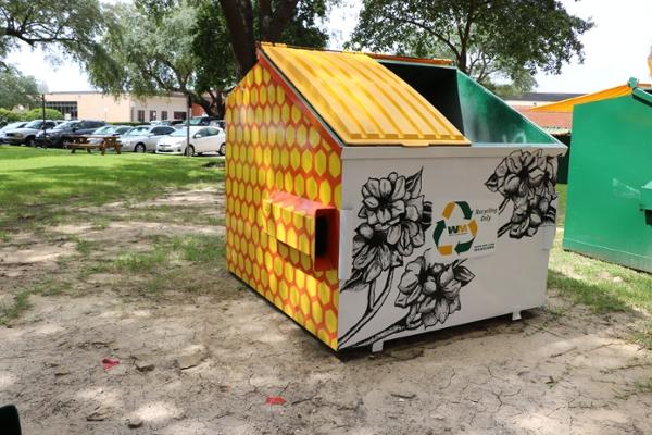 Broussard Dumpster