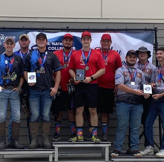LU Collegiate Archers win gold at national competition