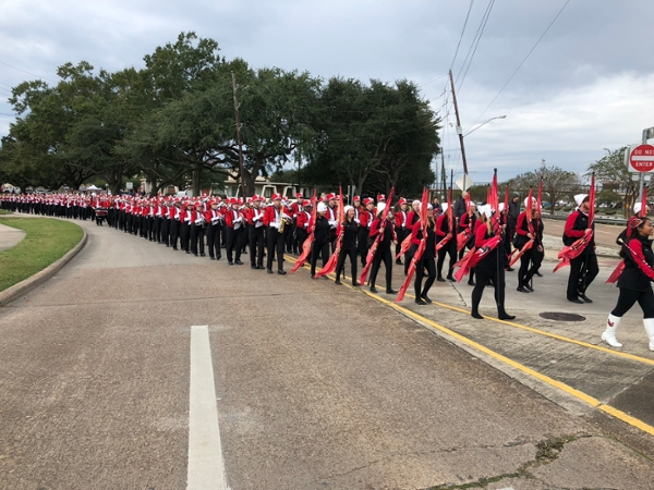The Showcase of Southeast Texas to perform in New Orleans Mardi Gras parade