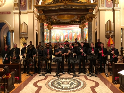 LU's Brass to perform at distinctive convention