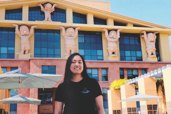 Data Speak: Boling's Journey from LU to Disney