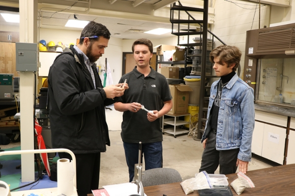 LU College of Engineering and Lumberton ISD Partner on Mission to Space