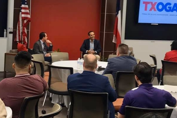Texas OGA Lunch and Learn
