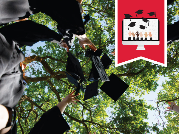 LU to host virtual events in celebration of 2020 graduates