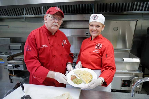 Grant funds culinary arts upgrades