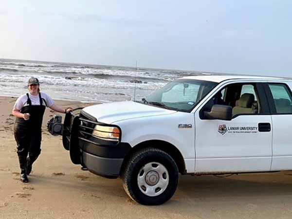 Beach Watch funds awarded to LU professor benefit the community, students