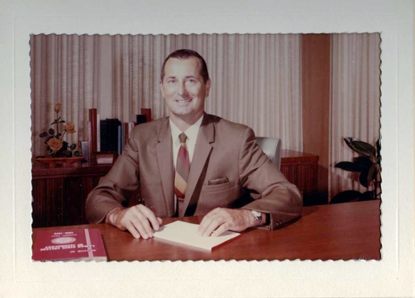 LU's mourns passing of sixth president