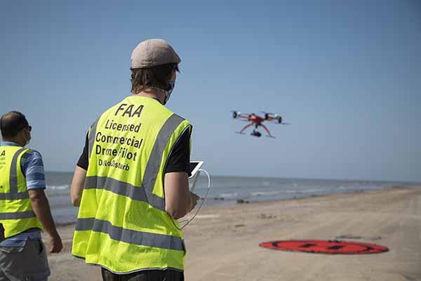 Beach Drone 2