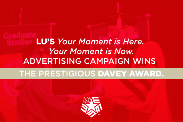 Marketing Communications realizes its moment with Davey Award