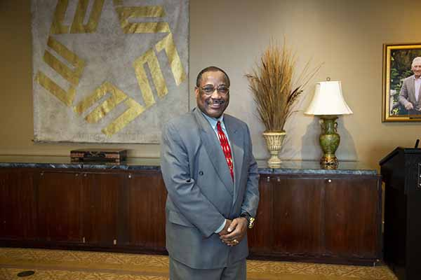 Diversity, equity and inclusive excellence at LU: An Interview with Dr. John Bello-Ogunu, Sr.