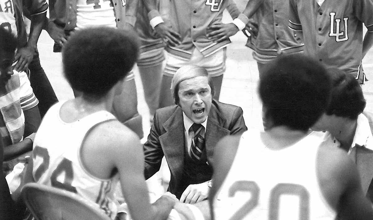 LU Mourns Loss of Legendary Coach