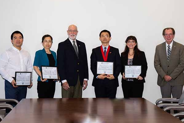 LU awards celebrated University Merit Awards
