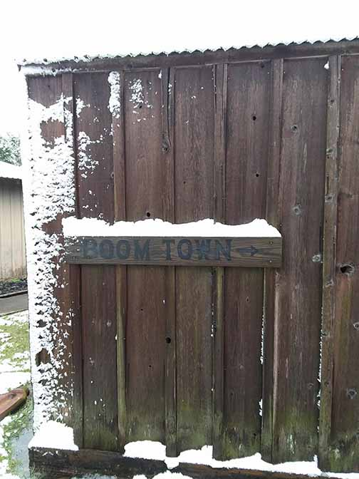 Boomtown Snow