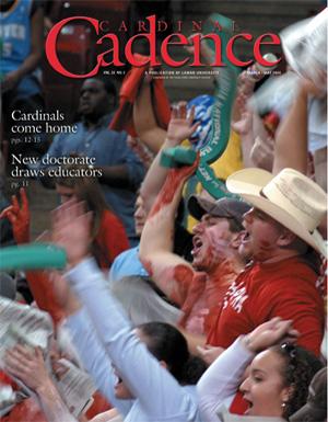Cardinal Cadence Spring 2004 cover