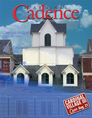 Cardinal Cadence Summer 2004 cover