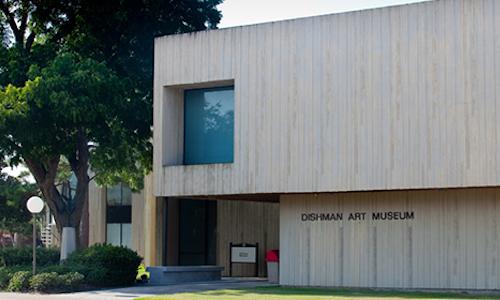 Dishman Art Museum Highlights: Hollis Hammonds Interview