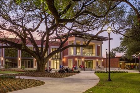 Setzer student center