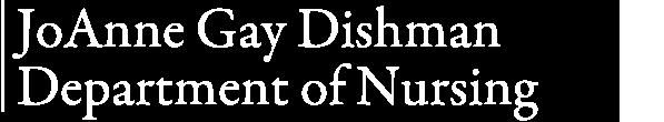 Nursing header logo