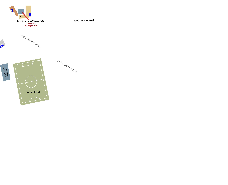Lamar University Campus Map