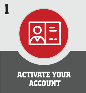 1 - Activate Acccount - Click For Details