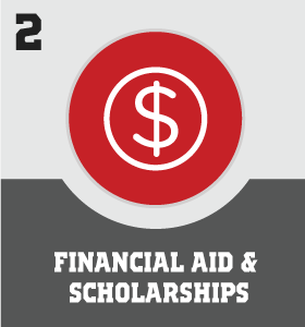 2 - Financial Aid and Scholarships - Click for Details