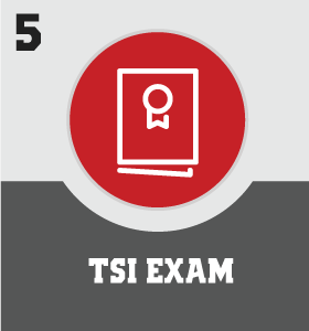 5 - TSI Exam - Click for Details