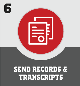 6 - Send Records and Transcripts - Click for Details