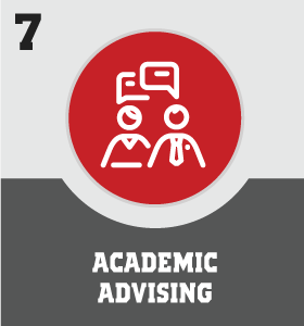 7 - Academic Advising - Click for Details