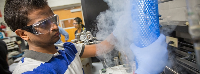 Chemistry and Biochemistry | BS & MS - Lamar University