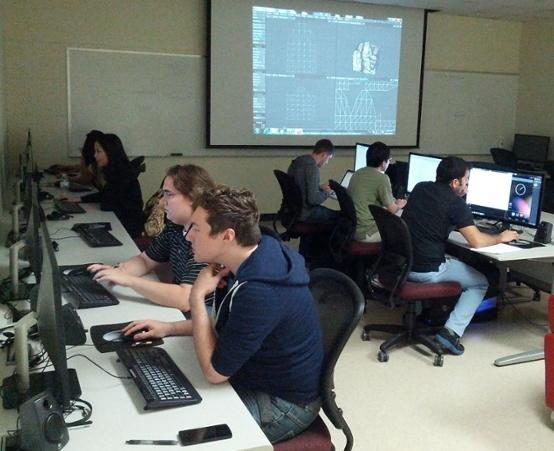 Game Development Lab Lamar University