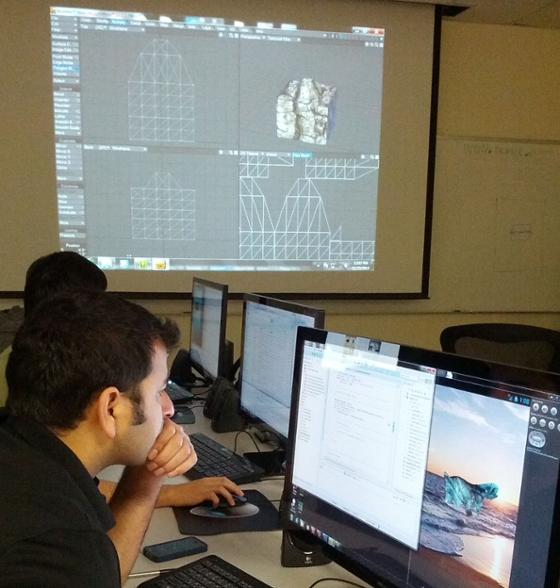Game Development Laboratory Lamar University