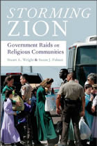 Book cover Storming Zion