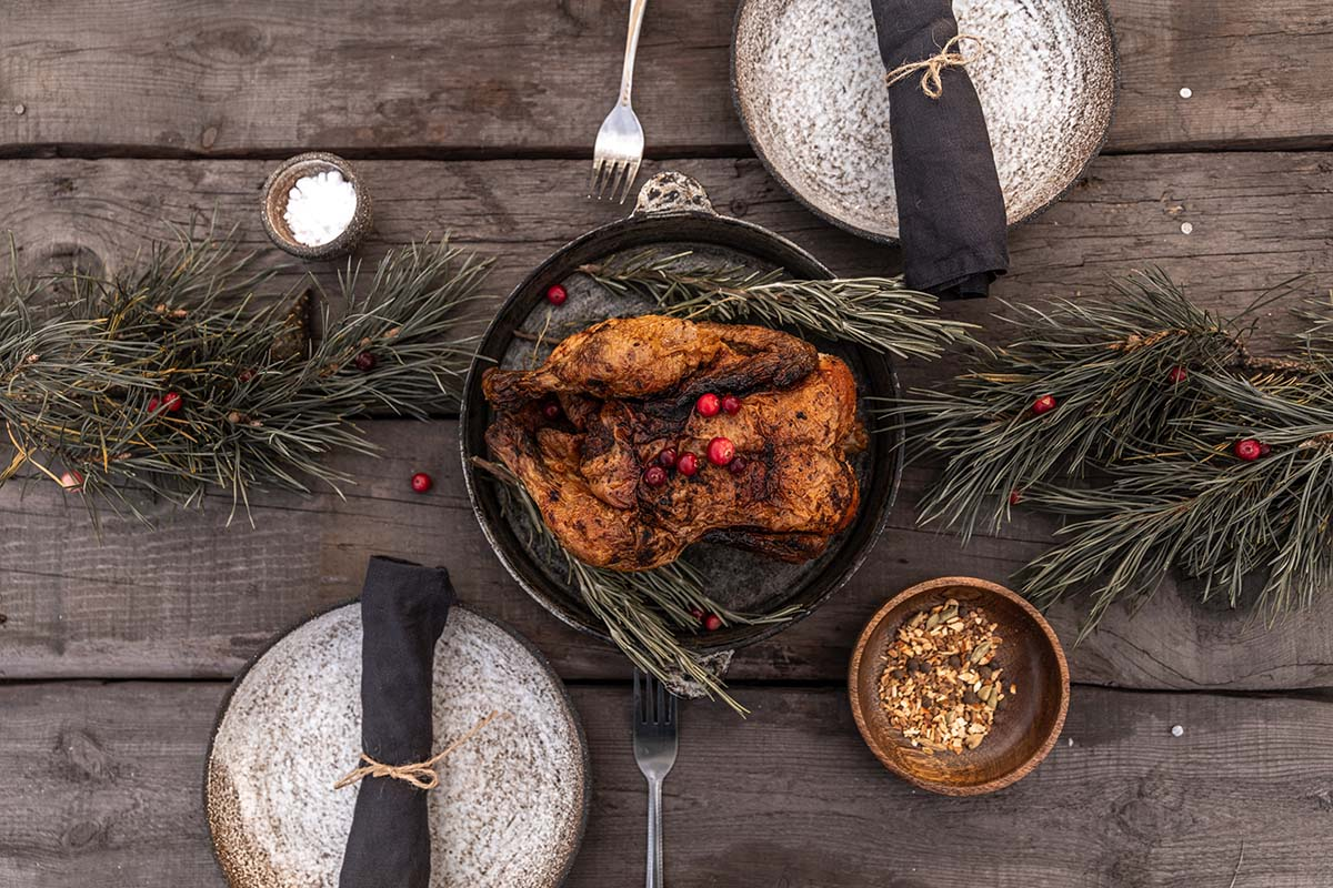 Tis' the season for (more) healthy holiday eating