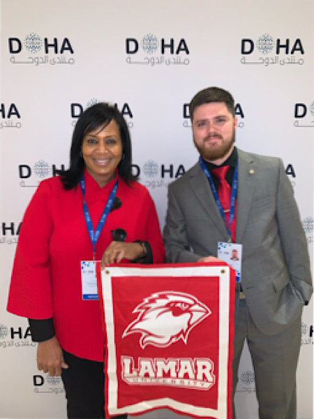LU students to attend all-expenses paid trip to Doha Forum in Qatar