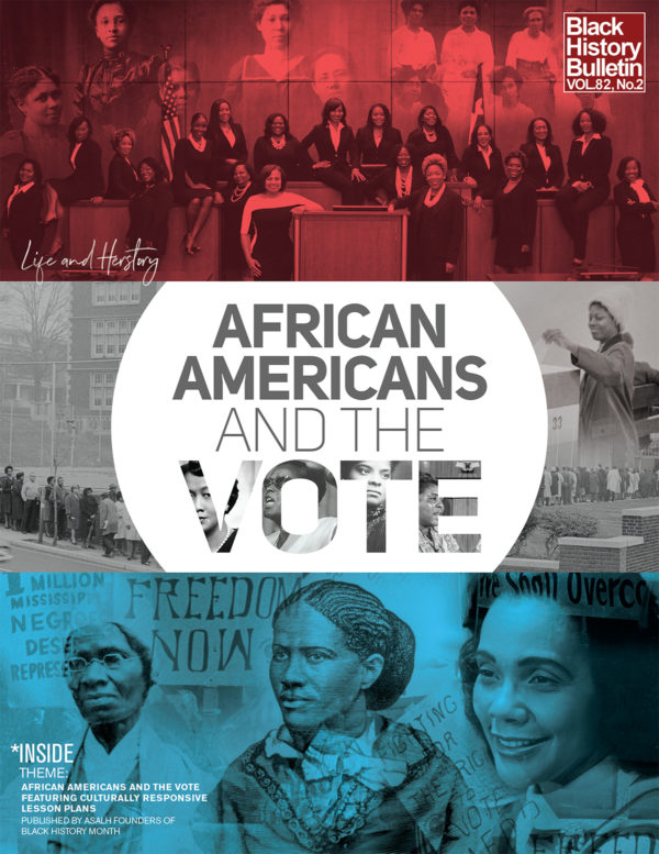 Black History Month - African Americans and the Vote