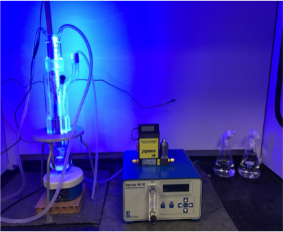 Photocatalytic Conversion Of Co2 Containing Flue Gases