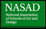 NASAD logo and link