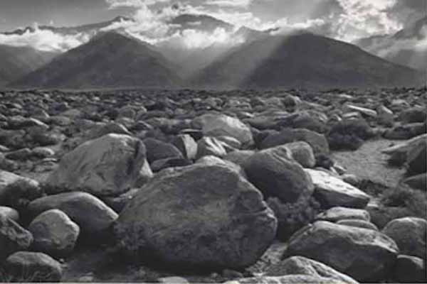 Department of Art and Design explores photography of the American West in Art History Guest Lecture Series