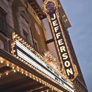 Jefferson Theatre Beaumont, Texas