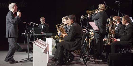 A big band holiday with the Cardinal Jazz Orchestra on Nov. 28