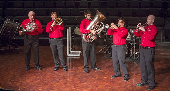 Faculty Brass