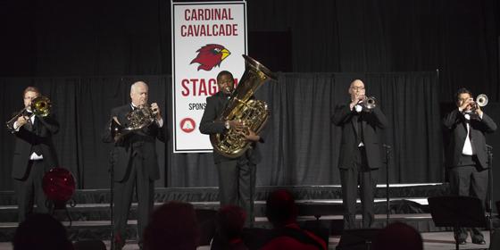Lamar Faculty Brass Quintet