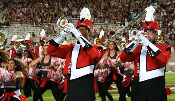 Marching Band - Lamar University