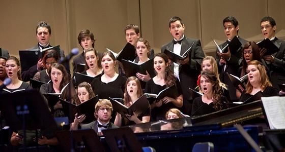 Lamar University A Capella Choir