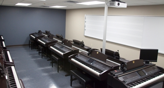 Music Facilities Lamar University