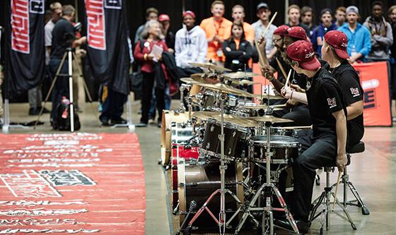 PASIC 2016 Drumline Battle