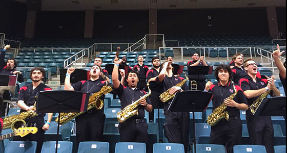 Pep Band Slideshow