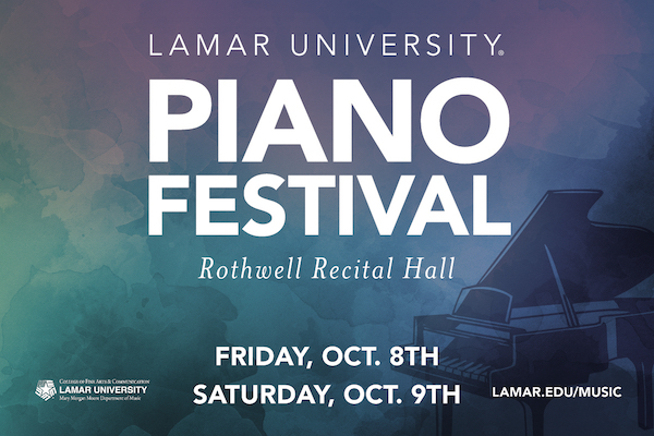 Mary Morgan Moore Department of Music presents Piano Festival