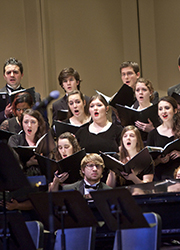 Lamar A Cappella Choir